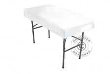 Tischdecke 152x76x20cm, Weiß