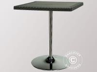 Tisch Liù quadratisch Anthrazit