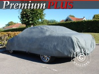 Autoschutzhülle Premium Plus, 4, 96x1, 79x1, 27m, Grau
