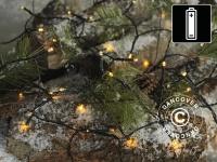 Lichterkette LED, Time-Line, 16m, Warmweiß