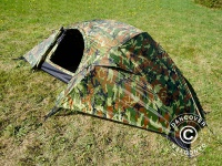 Camouflage-Zelt Woodland RECOM, 1 Person.