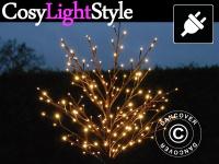 LED Lichterbaum, 1, 5m, warmweiß, 180 LED