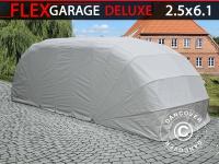 Faltgarage (Auto), ECO, 2, 5x6, 1x2m, grau