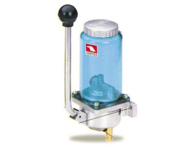 Zentralschmierung Handschmierpumpe 15 bar Medium Öl - Vorschau