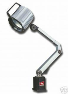 Arbeitsleuchte Maschinenlampe Halogen 250 x 200 mm 55W - Vorschau
