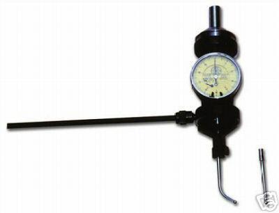 Kantentaster 2-D-Taster Kopflänge 170 mm 10 mm
