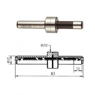 Kantentaster mechanische Ausführung 10x83 mm