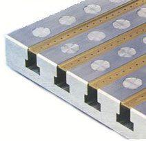 T-Nuten Abdeckleisten für 20 mm Nut 5x1000 mm Aluprofil