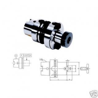 HSK 63A Austeckfräsdorn 22 x 50 mm G6, 3 DIN69893A