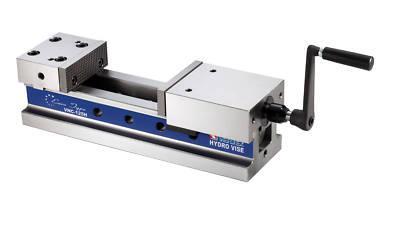 Hydraulik Schraubstock 100 mm Öffnungsweite 205 mm