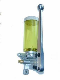 Zentralschmierung Handschmierpumpe 60 bar Medium Öl
