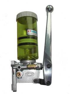 Zentralschmierung Handschmierpumpe 100 bar Medium Fett