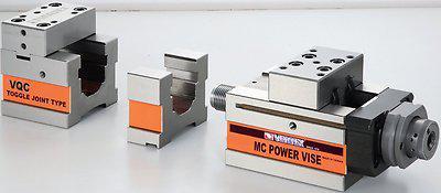 Hydraulikschraubstock 160 mm Backenbreite 3 teilig MC NC 40kN - Vorschau