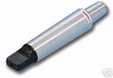 Kegeldorn- Einsteckschaft MK1 Kegeldorn - B10 DIN 238