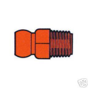 """Kühlmittelschlauch PT Gewindeanschluß 1/4"""" 6 mm"""