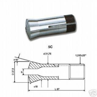 Spannzange 11 mm für 5C System 385E