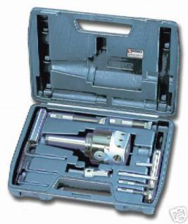 Ausdrehkopf 75 mm MK2 - M10 mit Bohrstangensatz