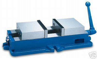 Maschinenschraubstock zentrisch- spannend 150 mm