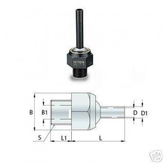 Kühlmitteldüse Hochdruckdüse M10 - Düse 4 x 20 mm
