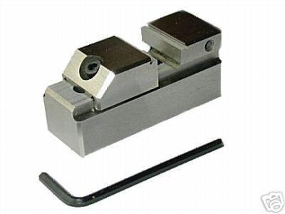 Niederzugschraubstock 25 mm Präzisionsausführung