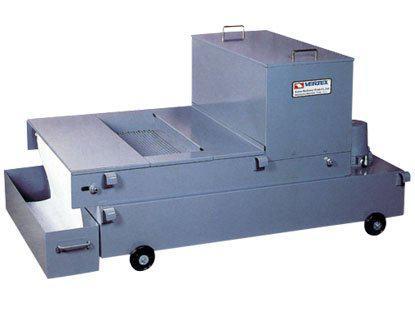 Bandfilter Papier- Reinigungsanlage 100L Tank 20L/min 380V - Vorschau