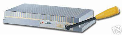 Magnetspannplatte Permanent 200 x 450 mm