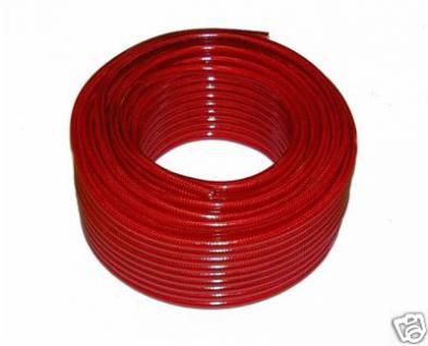 Gewebeschlauch Ø 13 x 3,5 mm 50 Meter bis 13 bar Druck - Vorschau