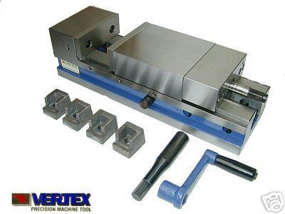 Hydraulik Schraubstock 200 mm Hochdruckspanner