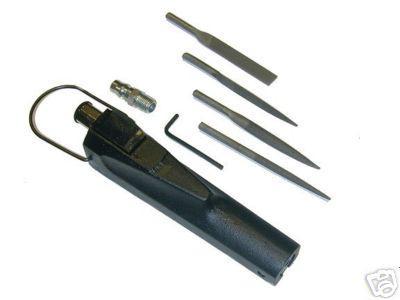 Druckluftfeile Fingerfeile- Handfeilgerät 3700 U/min