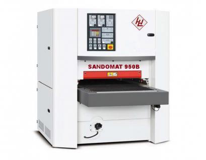 WINTER Breitbandschleifmaschine Typ SANDOMAT RP 950 B