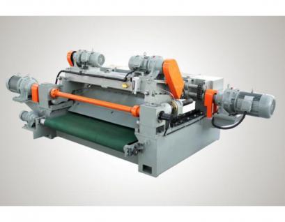 Veneer peeling machine Typ HX 815
