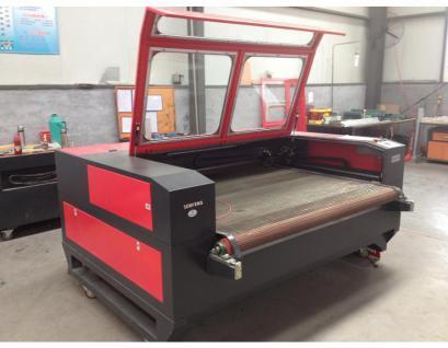WINTER Leder- und Textil Laserschneiden Maschine LASERMAX Maxi 1610