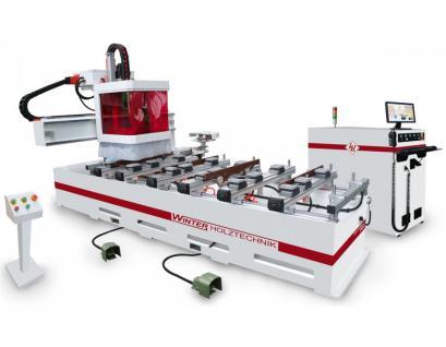 WINTER CNC Bearbeitungszentrum ROUTERMAX 1230 ALL-ROUNDER