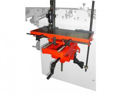 HOLZMANN Kombinierte Abricht- und Dickenhobelmaschine Typ HOB 410 N - Vorschau 2
