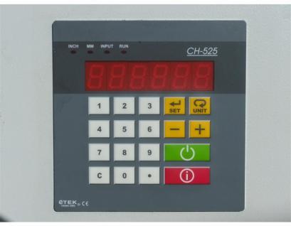 Winter Dickenhobelmaschine Planermax 630 Deluxe - Vorschau 5