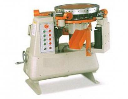 WINTER Hochleistungs Dübelabläng- und Anfasmaschine Typ DCC-220