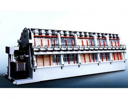 WINTER Block- und Lamellierverleimpresse Typ MH 2962 x 150 DOUBLE SIDES - Vorschau 1