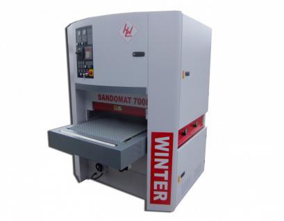 WINTER Breitbandschleifmaschine Typ SANDOMAT RP 700
