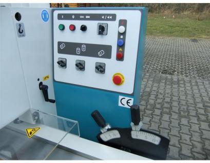 WINTER Vierseitenhobel -Kehlautomat TIMBERMAX 4-18 - Vorschau 4