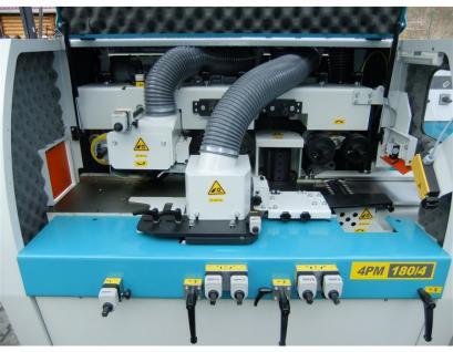 WINTER Vierseitenhobel -Kehlautomat TIMBERMAX 4-18 - Vorschau 5