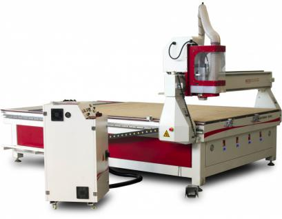 WINTER CNC Bearbeitungszentrum ROUTERMAX BASIC - COMFORT 1530 DELUXE