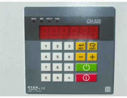 WINTER Dickenhobelmaschine PLANERMAX 530 DELUXE - Vorschau 5