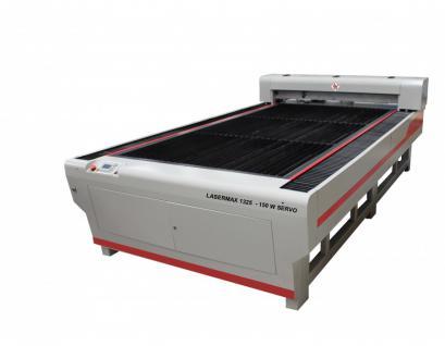 WINTER LASERMAX MAXI 1325 - 150 W SERVO Lasergravur und Laserschneid Maschine