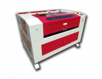 WINTER LASERMAX MAXI 9060 - Lasergravur und Laserschneid Maschine