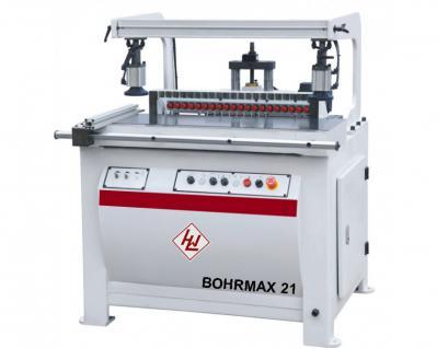 WINTER Dübelbohrmaschine BOHRMAX 21 DELUXE