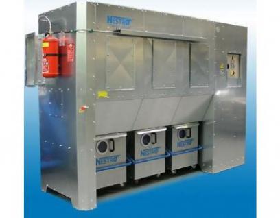 NESTRO Entstauber NE 300, H-3 geprüft - Vorschau 1