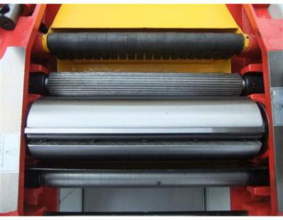 WINTER Abricht- und Dickenhobelmaschine AD 260 - Vorschau 3