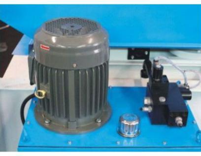 Winter Durchlaufpresse Solid 3016 A 200 - Vorschau 4