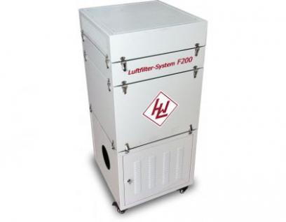 WINTER Laserabsaugungsanlage F200