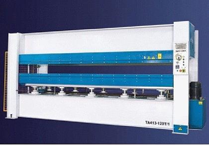 WINTER Furnierpresse SOLID 4113-120